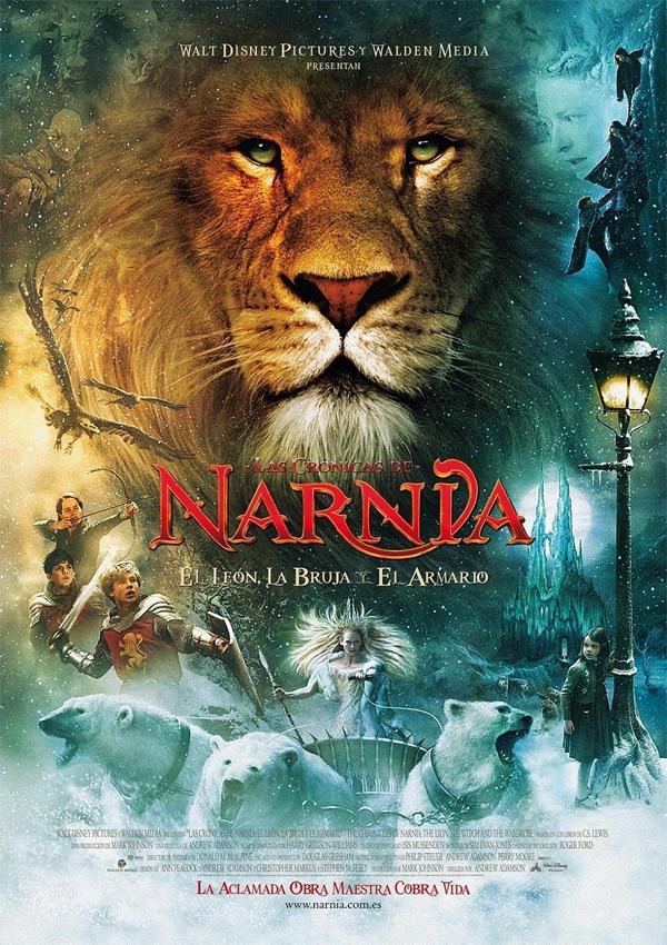 Las crónicas de Narnia: El león, la bruja y el armario (2005)