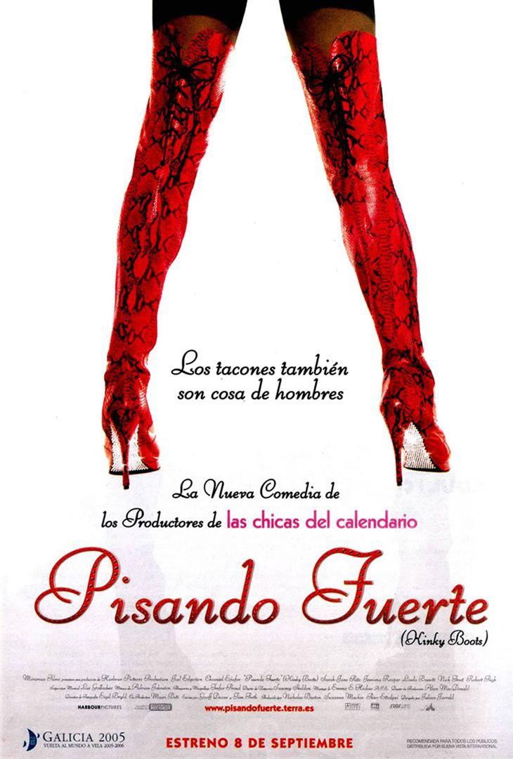 Pisando fuerte (2005)
