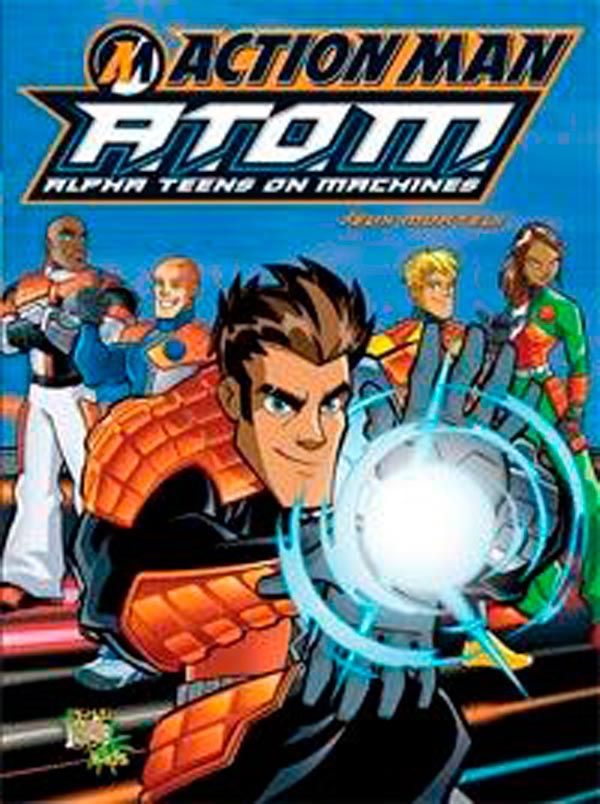 Action Man A.T.O.M. (2005)