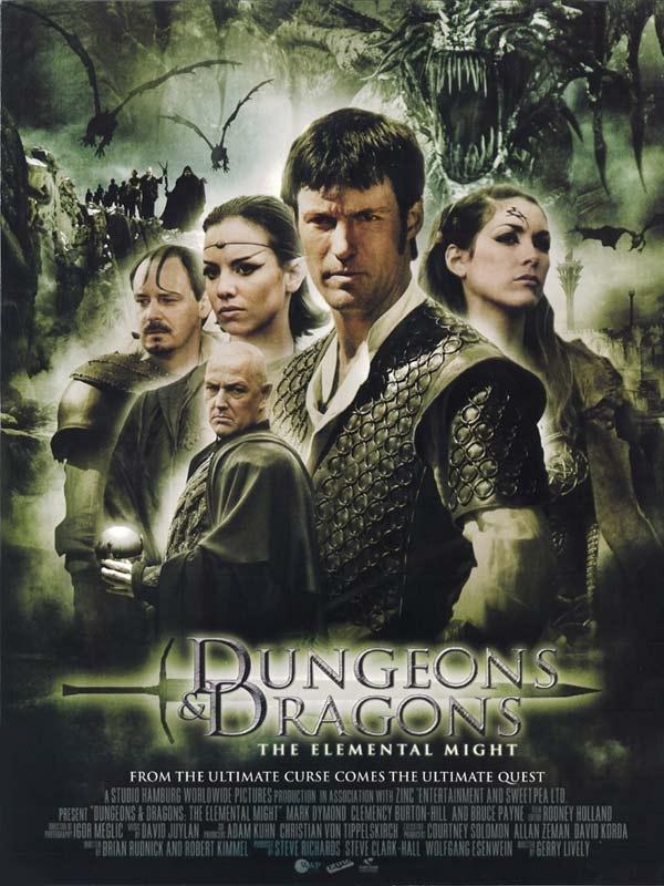 Dragones y Mazmorras 2 (2005)