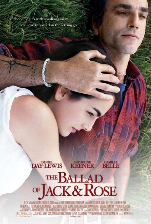 La balada de Jack y Rose (2005)
