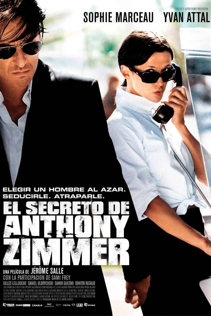 El secreto de Anthony Zimmer (2005)