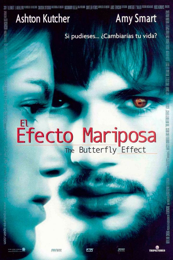 El efecto mariposa (The Butterfly Effect) (2004)
