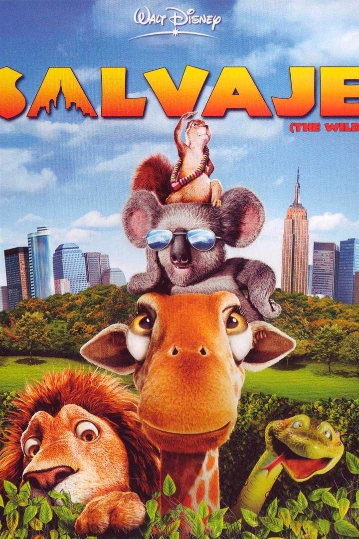 Salvaje (The Wild) (2004)