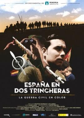 España en dos trincheras. La guerra civil en color  (2016)
