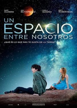 Un espacio entre nosotros (2016)