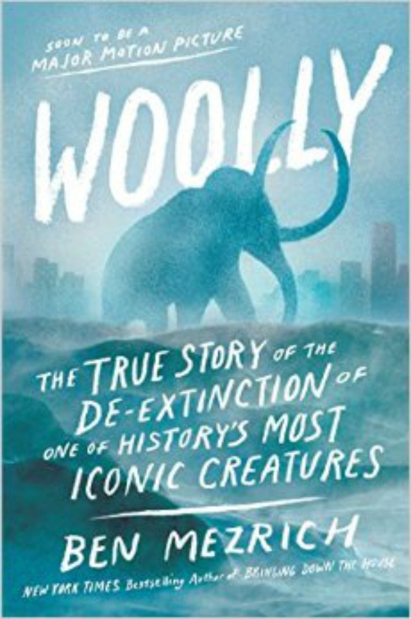 Woolly: The True Story of the De-Extinction of One of History's Most Iconic Creatures  (2017)