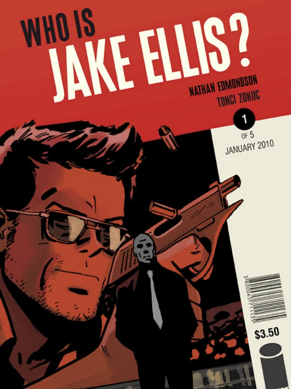 Who Is Jake Ellis?  (2017)