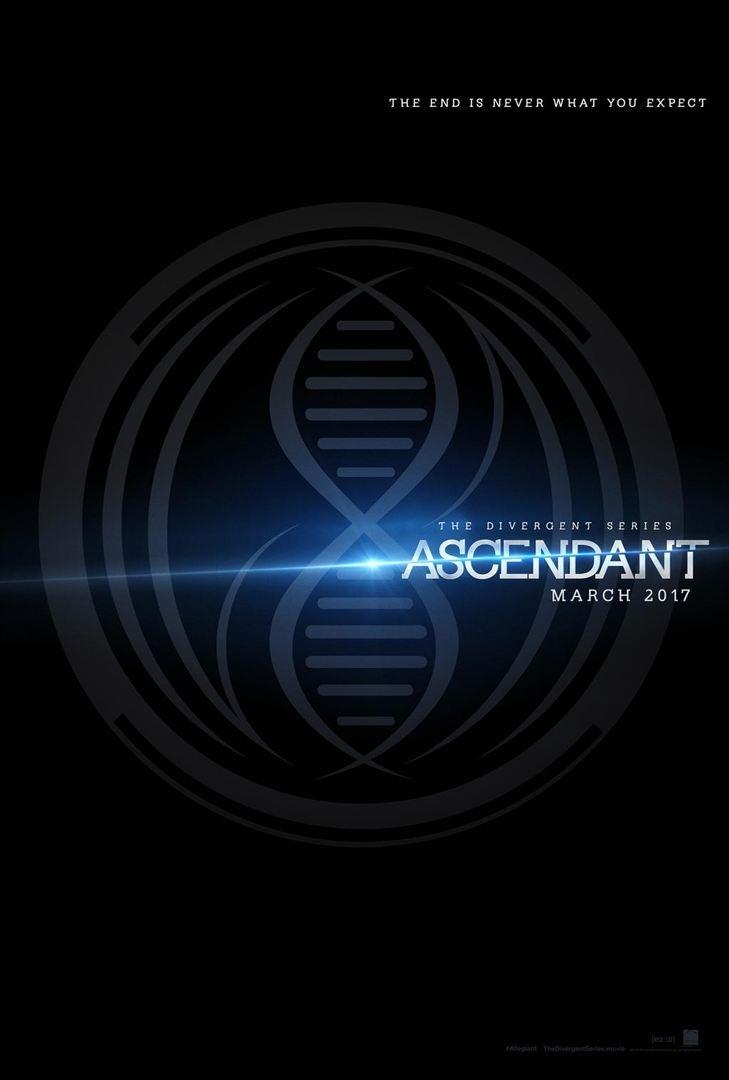 La serie Divergente: Ascendente  (2017)