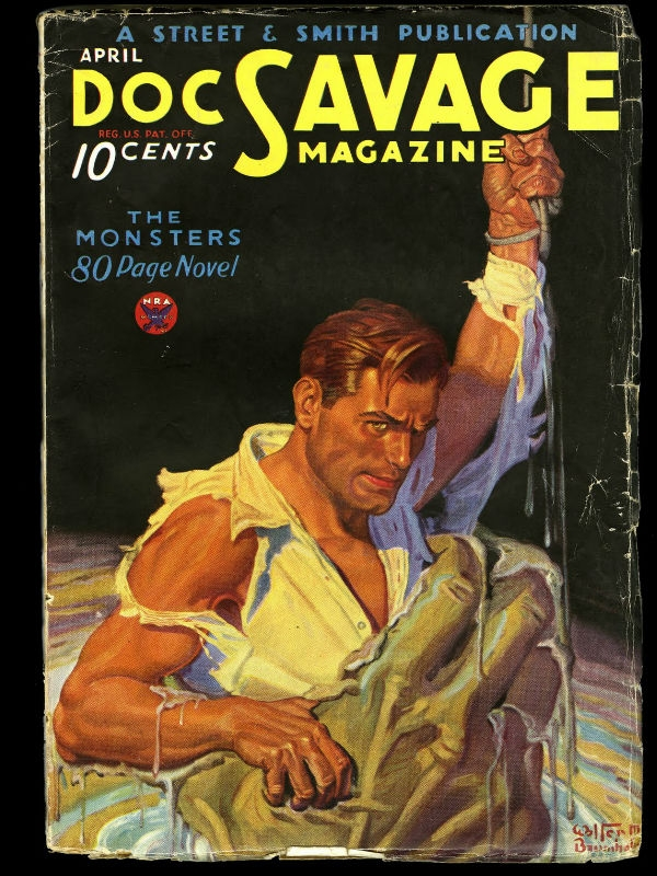 Doc Savage  (2019)