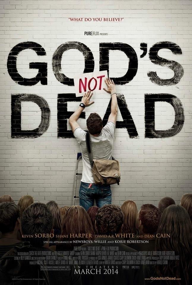 Dios No Está Muerto (God's Not Dead) (2014)