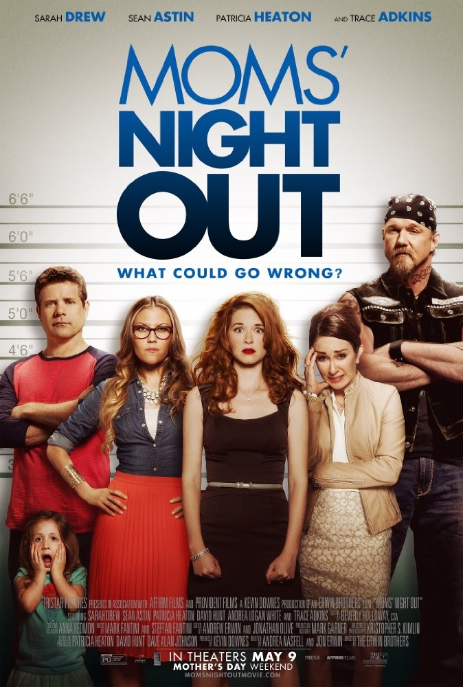 Desmadre de Madres (Moms' Night Out) (2014)