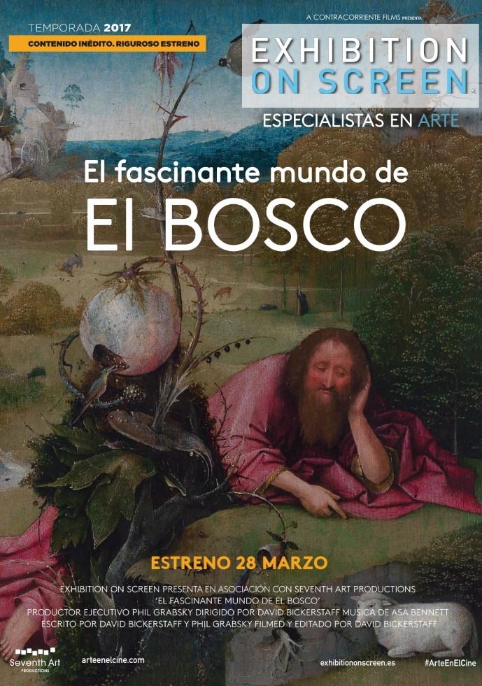 El fascinante mundo de El Bosco (2016)