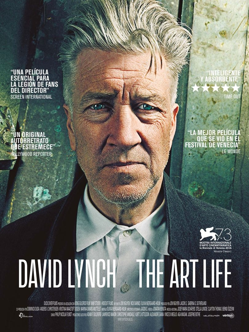 David Lynch: The Art Life (2015)