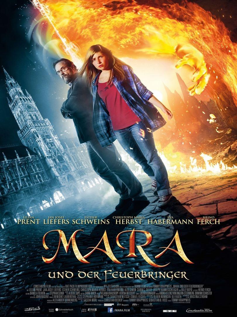 Mara y el señor del fuego (2014)