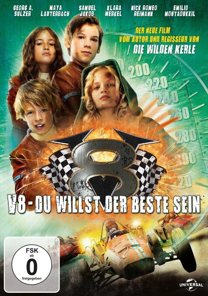 V8: Arranquen sus motores (V8 - Du willst der Beste sein) (2013)