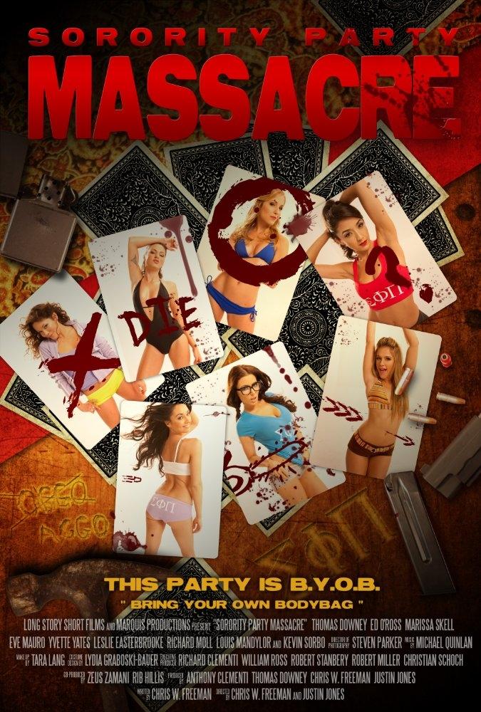 Sorority Party Massacre (2013)