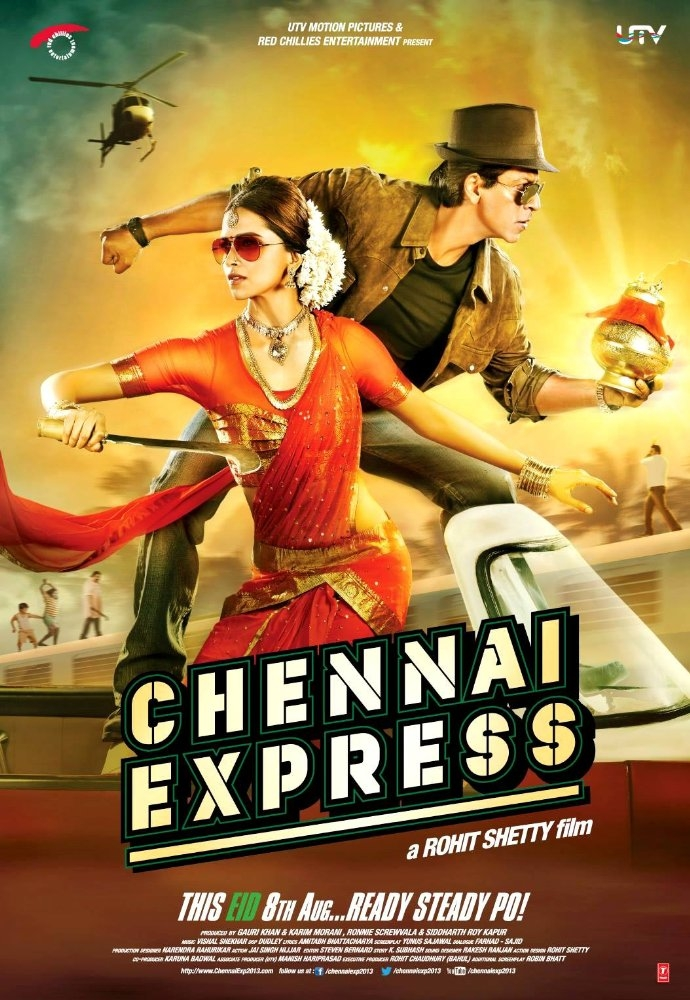 Chennai Express (Travesía de Amor) (2013)