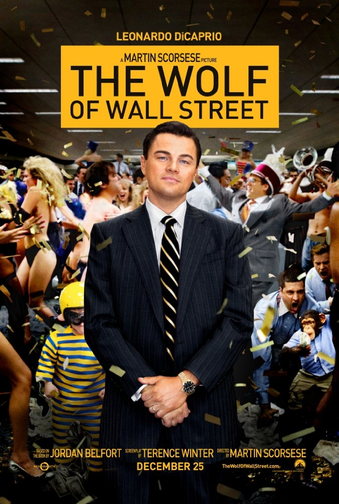 El Lobo de Wall Street (The Wolf of Wall Street) (2013)