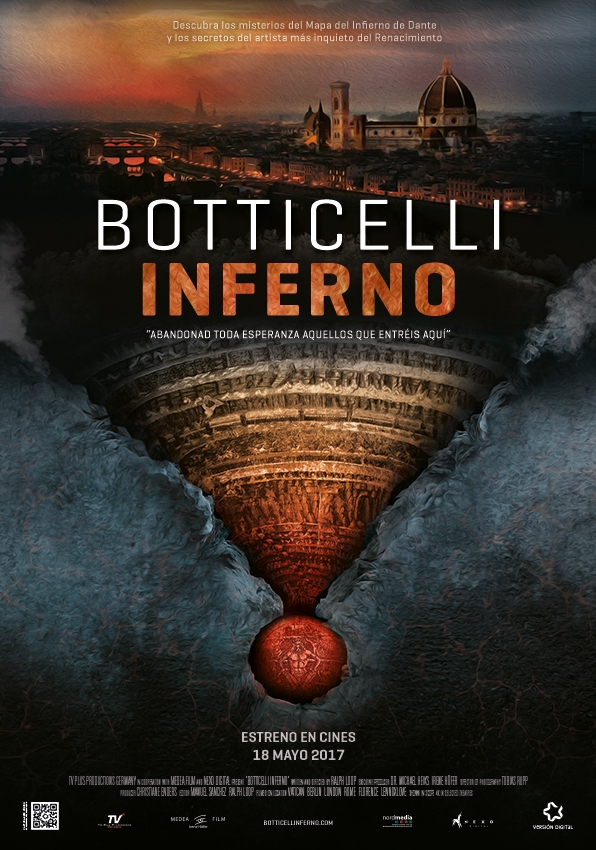 Botticelli. Inferno (2016)