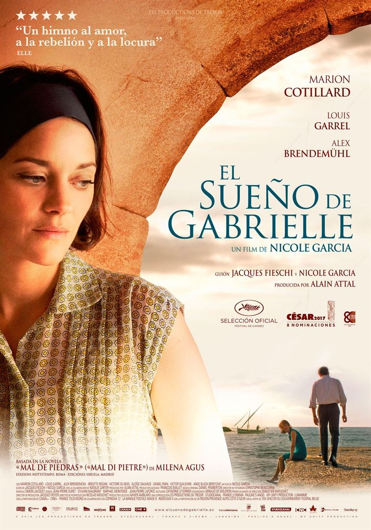 El sueño de Gabrielle (2016)