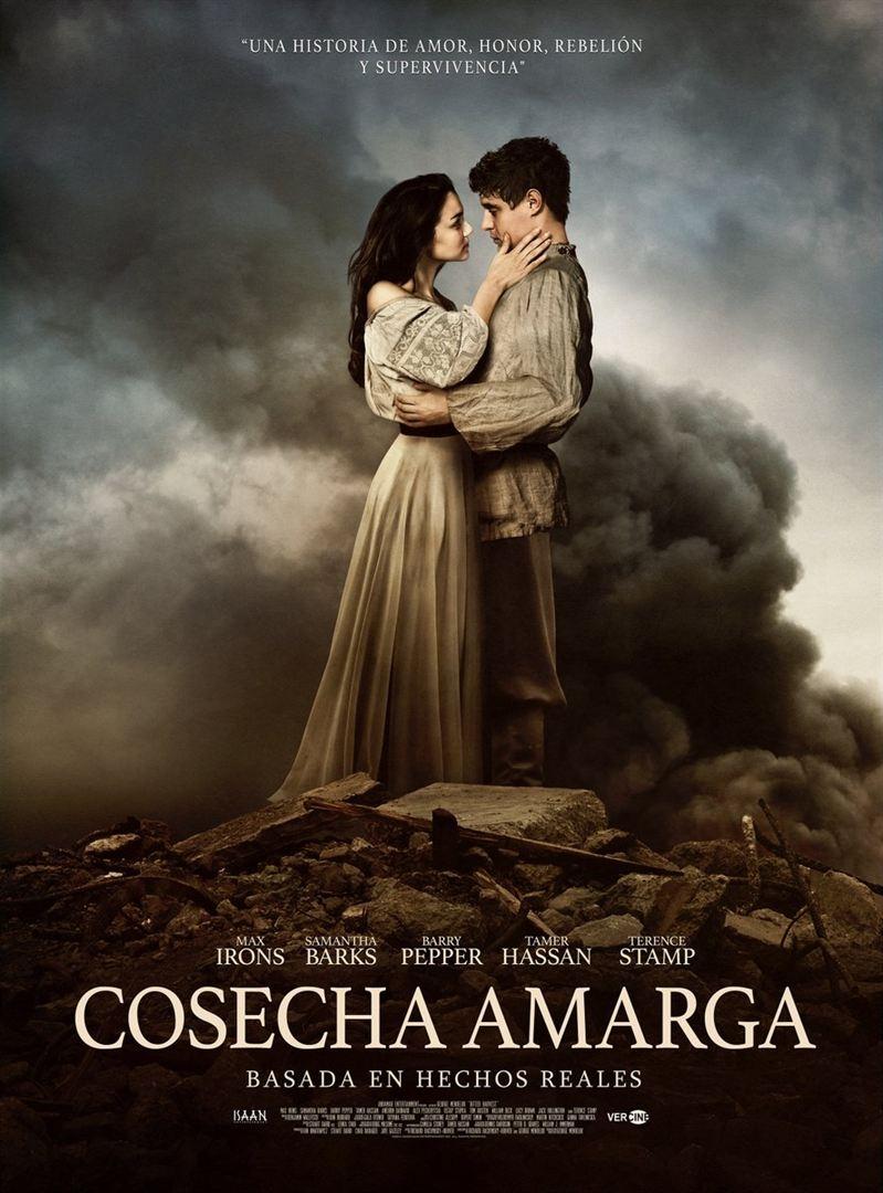 Cosecha amarga (2016)