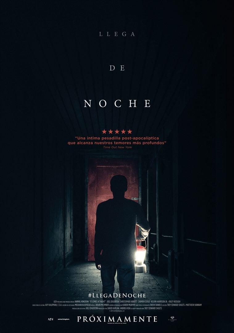 Llega de noche (2016)
