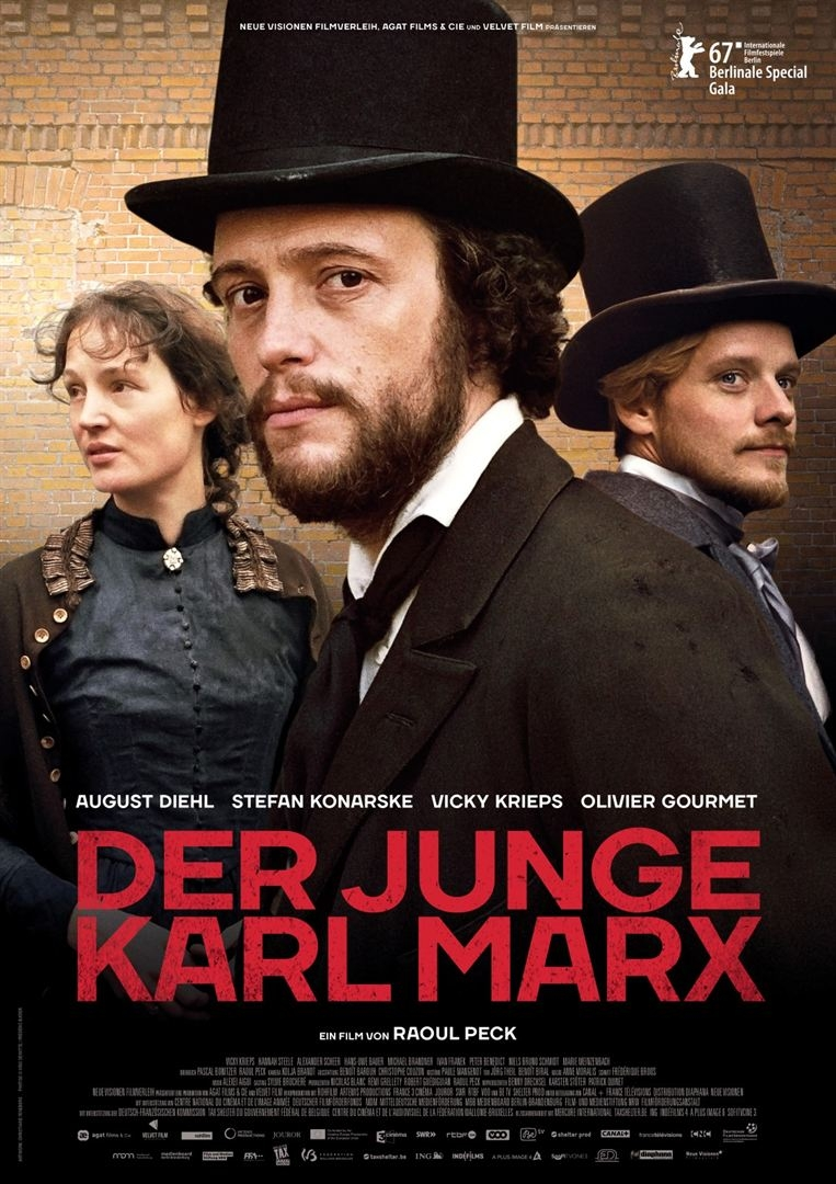 El joven Karl Marx (2016)