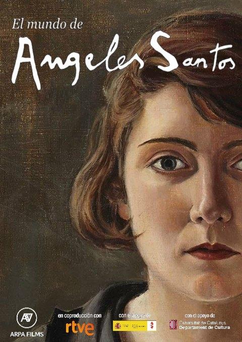 El mundo de Ángeles Santos (2017)