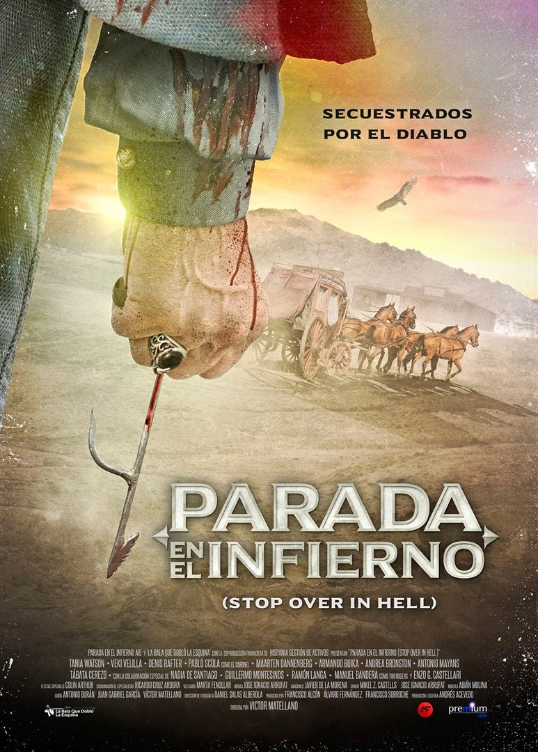Parada en el infierno (Stop Over in Hell) (2015)