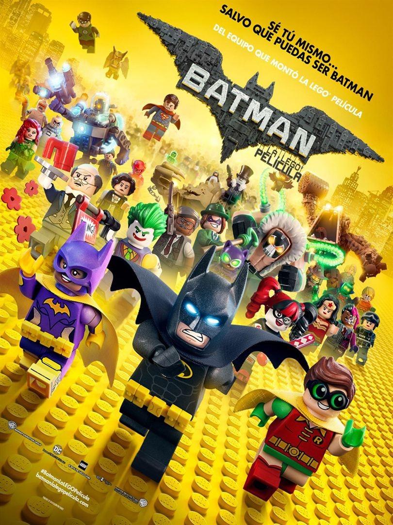Batman: La Lego Película  (2017)