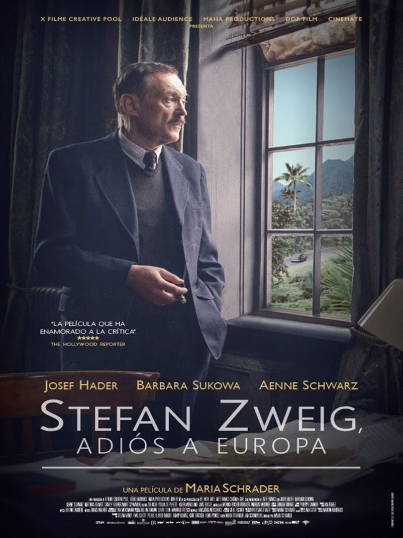 Stefan Zweig: Adiós a Europa  (2015)