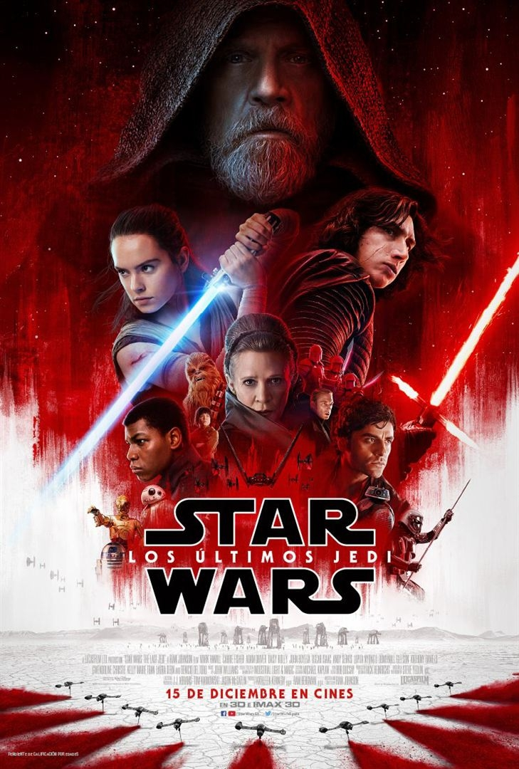 Star Wars : The Last Jedi  (2017)