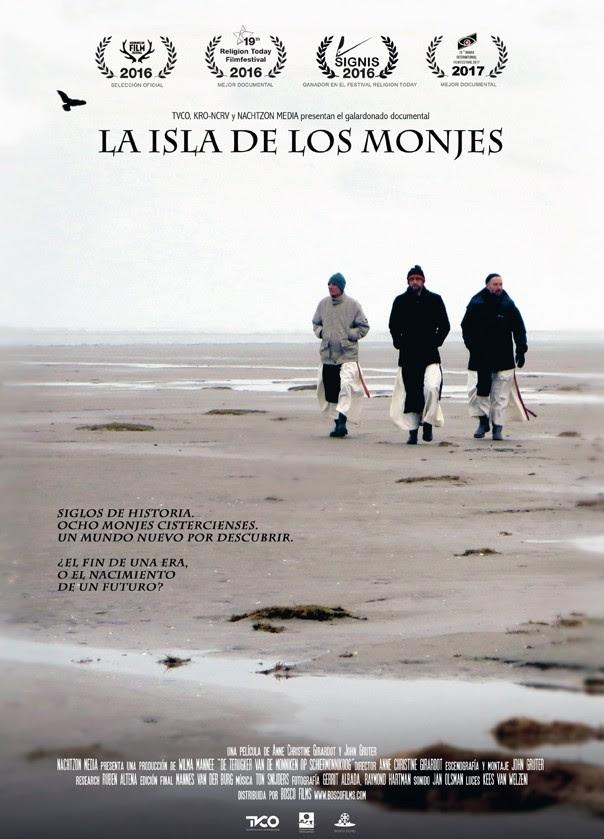 La isla de los monjes (2015)