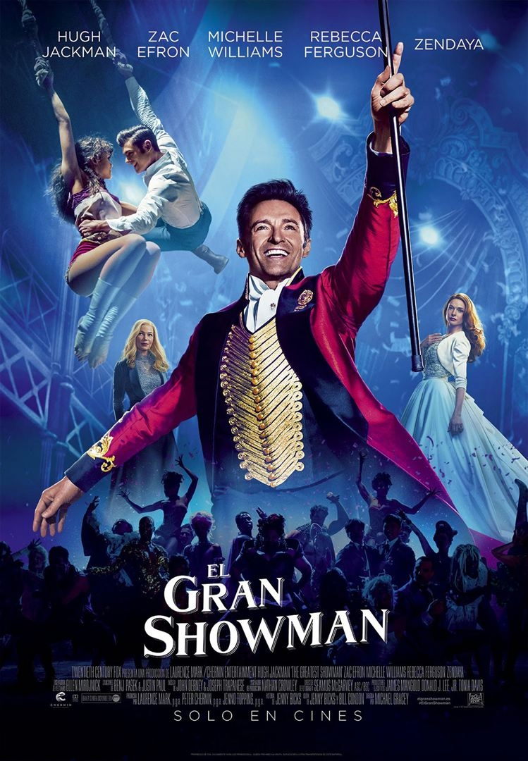 The Greatest Showman On Earth (2018)