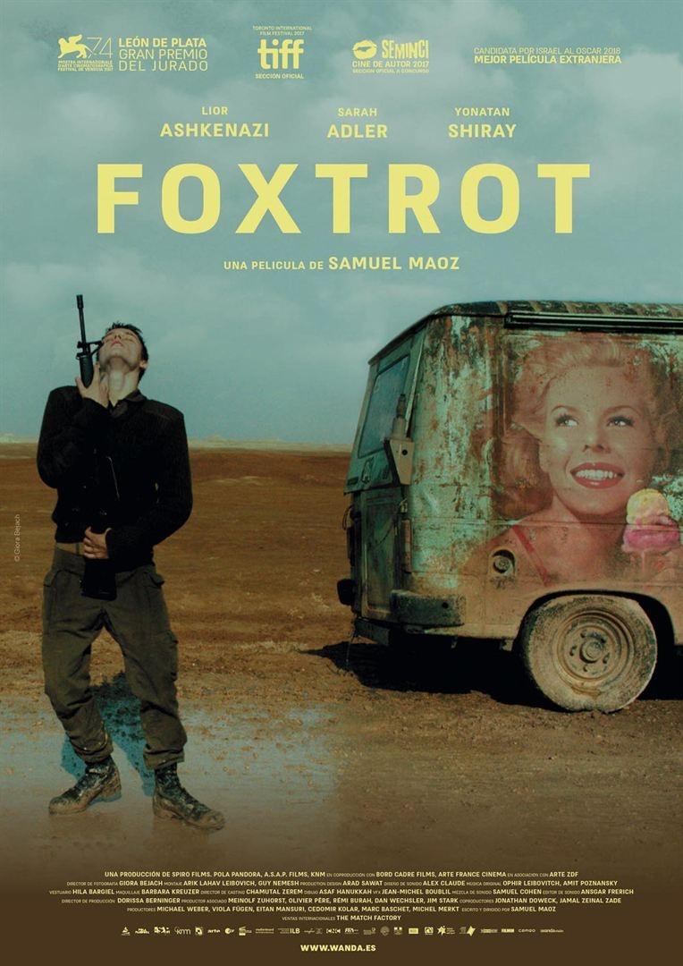Foxtrot (2016)