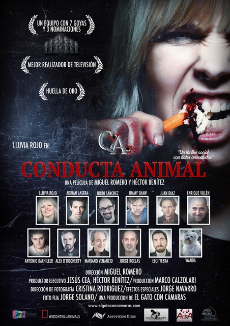 Conducta animal (2018)