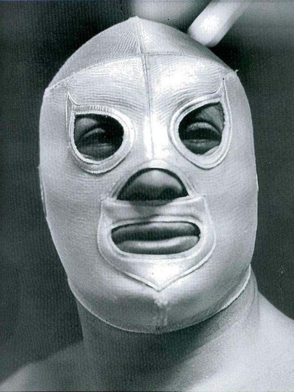 El Santo, el enmascarado de plata (2018)