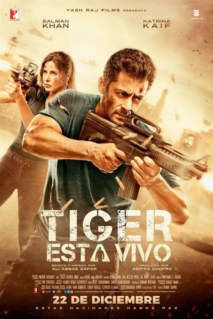 Tiger está vivo (2017)