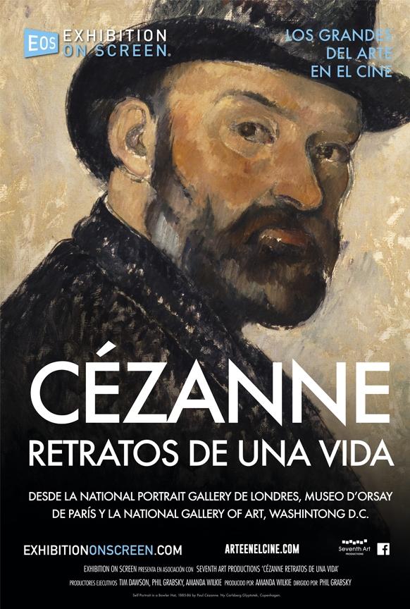 Cézanne: Retratos de una vida (2018)