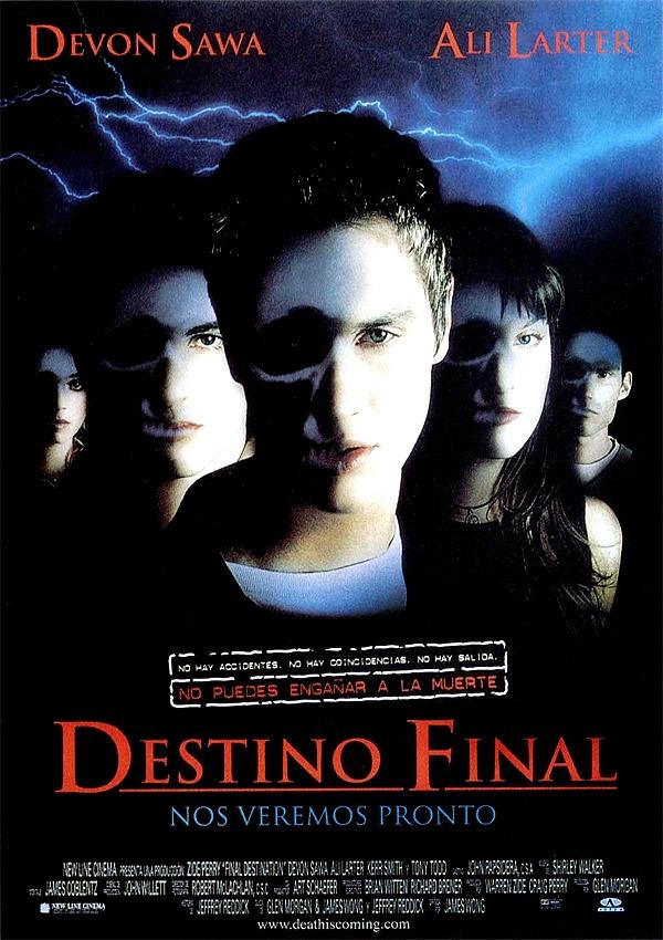 Destino final (2000)