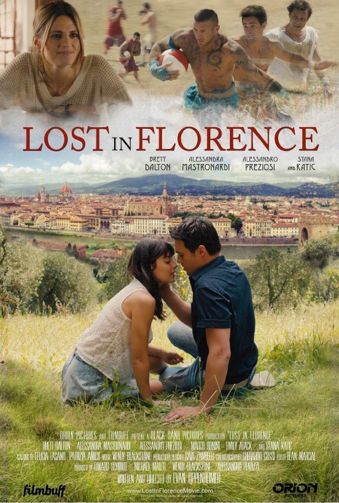 Perdido en Florencia (2017)