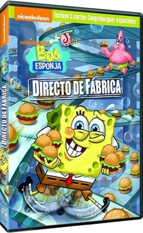 Bob Esponja: Directo De Fabrica (2017)
