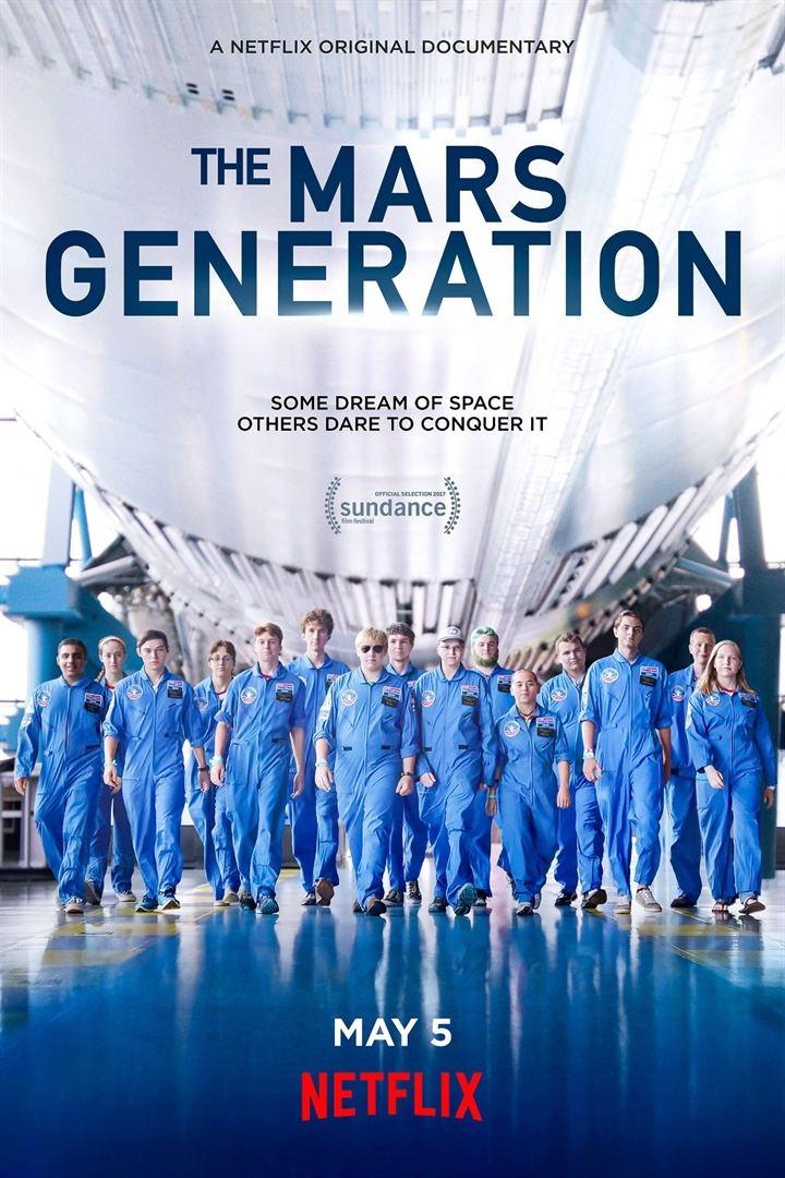 The Mars Generation (2017)