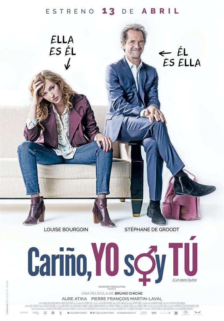 Cariño, yo soy tú (2016)