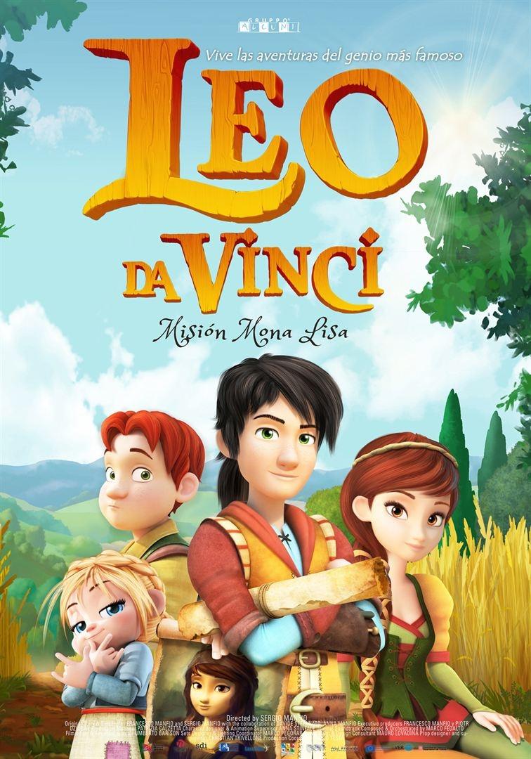 Leo Da Vinci: Misión Mona Lisa (2017)