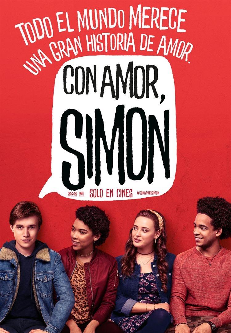 Con amor, Simon (2017)