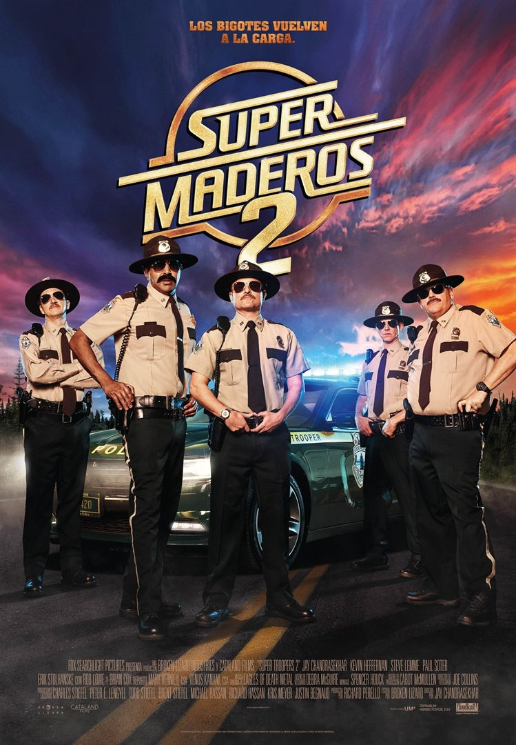 Super maderos 2 (2018)