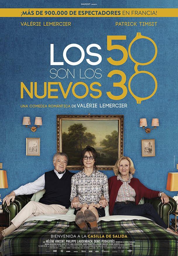 Los 50 son los nuevos 30 (2016)