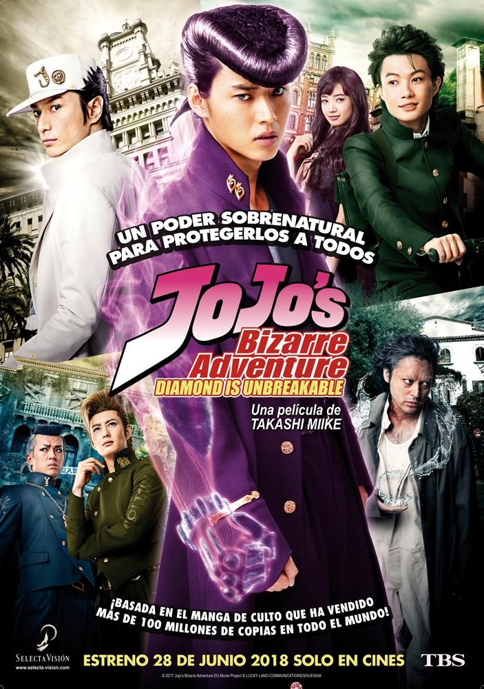 Jojo's Bizarre Adventure (2018)